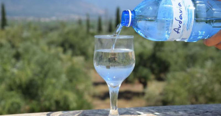 Andania Artesian water - Europe