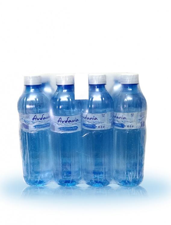 Ανδανία - Εμφιαλωμένο Αρτεσιανό νερό Μεσσηνίας - 12 x 0,5 lt