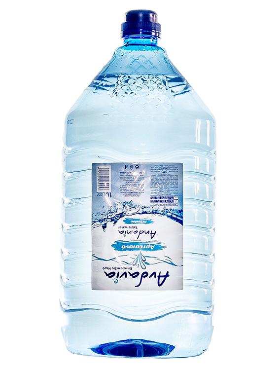 Ανδανία - Εμφιαλωμένο Αρτεσιανό νερό Μεσσηνίας - 10 lt με Βαλβίδα