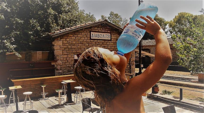 Ανδανία - Εμφιαλωμένο Αρτεσιανό νερό Μεσσηνίας - Στρωματογραφία